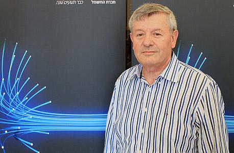 """יוסי שנק סמנכ""""ל תקשוב ב חברת החשמל, צילום: יוסי וייס"""