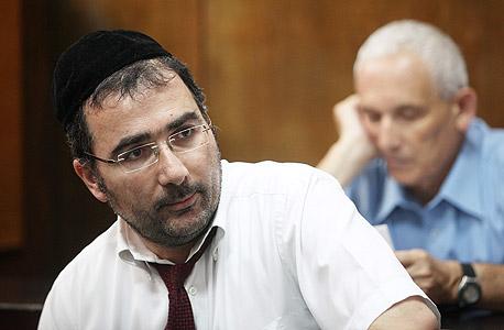 """מאיר רבין בביהמ""""ש (ארכיון), צילום: אוראל כהן"""