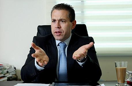 שר התקשורת גלעד ארדן