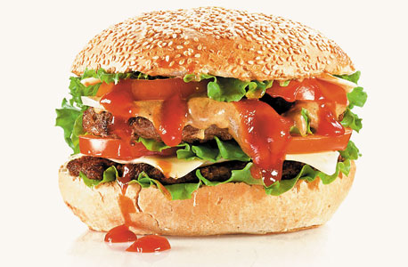 מה מזהם יותר? אכילת המבורגר או שריפת 3.5 ליטרים של דלק