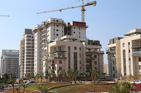 בדיקה: מחירי הדירות החדשות כלל לא צנחו ברבעון השני