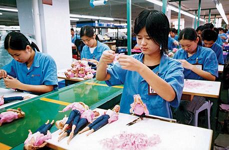 סין פנסיה פועלות תעשייה