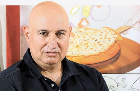 """אודי שמאי, מנכ""""ל פיצה האט"""