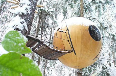בית על עץ, הדור הבא