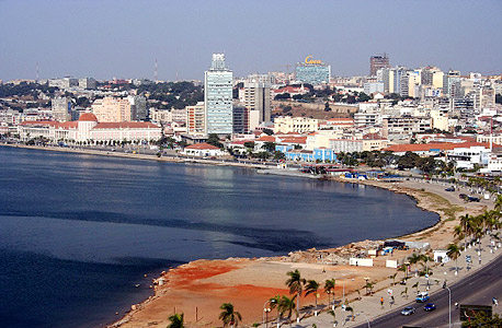 לואנדה בירת אנגולה
