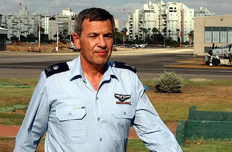 עידו נחושתן, לשעבר מפקד חיל האוויר
