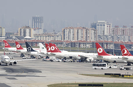 Turkish Airlines' planes. Photo: EPA