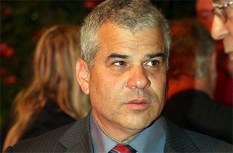 """מנכ""""ל נמל אשדוד לשעבר שוקי סגיס , צילום: אוראל כהן"""