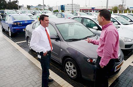 200 אלף מכוניות חדשות בשנה לוחצות את מחיר המשומשות