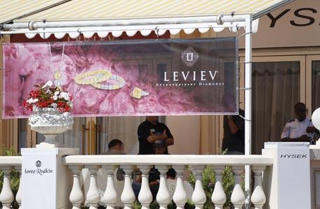 שוד יהלומים לב לבייב מלון קרלטון ב קאן, צילום: איי אף פי