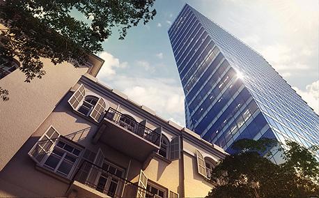 מגדל רוטשילד 22, תל אביב