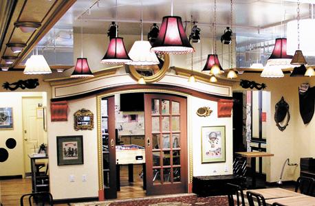 פנאי מסעדות לילדים בעולם ניו יורק the moxie spot