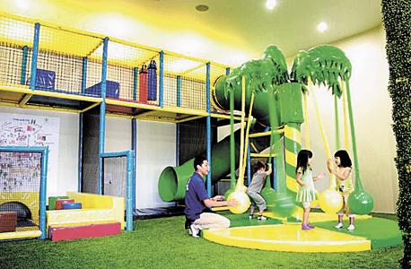 פנאי מסעדות לילדים בעולם לוס אנג'לס Twinkle Twinkle