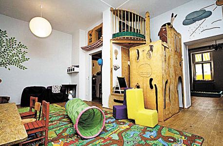 פנאי מסעדות לילדים בעולם ברלין Knilchbar