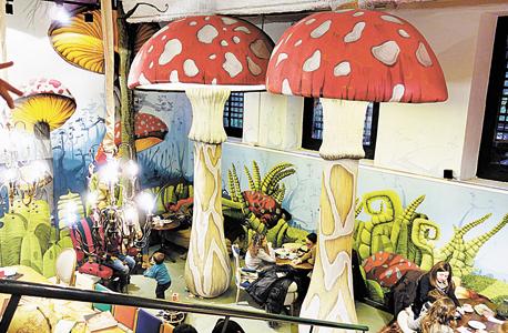 פנאי מסעדות לילדים בעולם ברצלונה Pudding