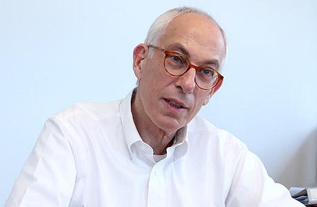 """סם ברונפלד, יו""""ר הבורסה שהתפטר, צילום: צביקה טישלר"""