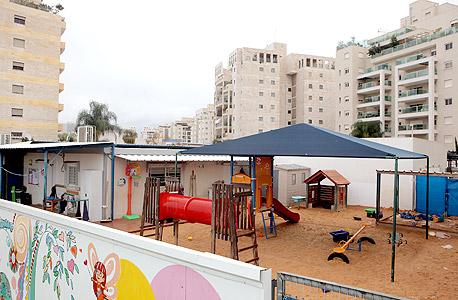 גן ילדים, צילום: ענר גרין