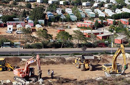 העיר אריאל, צילום: יריב כץ