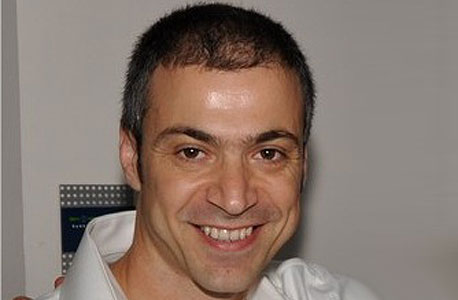 אריק צוקרמן מנהל מרכז הפיתוח והמחקר IBM הרצליה