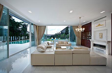 הסלון, צילום: אלון דנין, סוכנות גלי תכלת