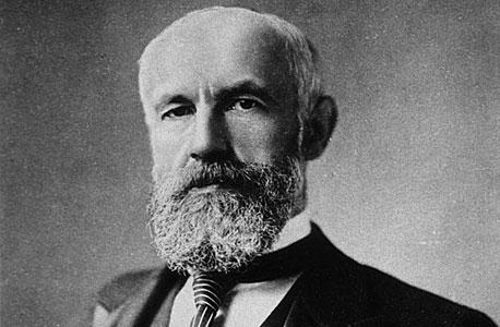 """הפסיכולוג גרנוויל הול. """"להיות ילד יחיד זאת מחלת נפש"""", כתב ב־1907"""