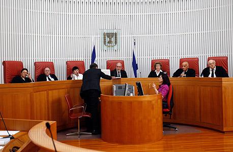 בית המשפט העליון השופט אשר גרוניס, צילום: חיים צח