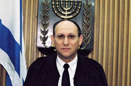 השופט יהודה פרגו