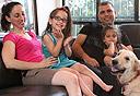 משפחת כהן, צילום: נמרוד גליקמן