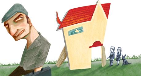 עשרות משפחות נופלות מידי שנה קורבן לנוכלים בעת קנייה או מכירה של דירה