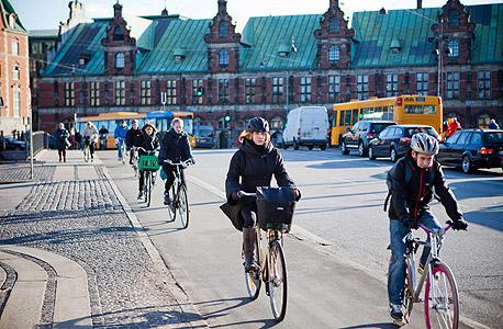 קופנהגן, דנמרק. כמעט בפסגה