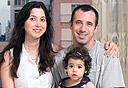 משפחת נוימן, צילום: ענר גרין