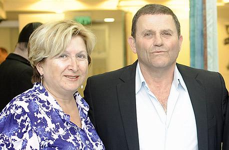 Ronit and Shmuel Levinger. Photo: Chen Vilner