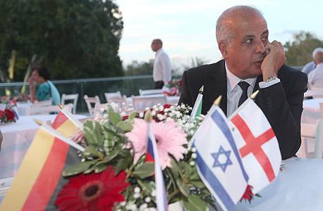 אבי לוזון בערב גאלה, צילום: אורן אהרוני