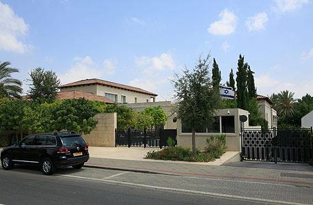 הבית של זיסר בכפר גנים