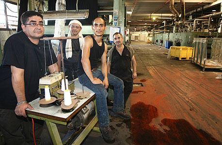 פועלים בנגב טקסטיל