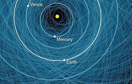 זבנג ונגמרנו: הכירו את האסטרואיד שיחסל את האנושות