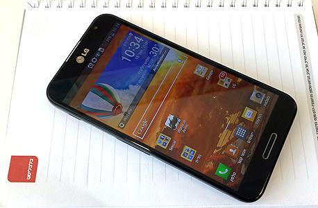 פאבלט LG אופטימוס G PRO אנדרואיד, צילום: ניצן סדן