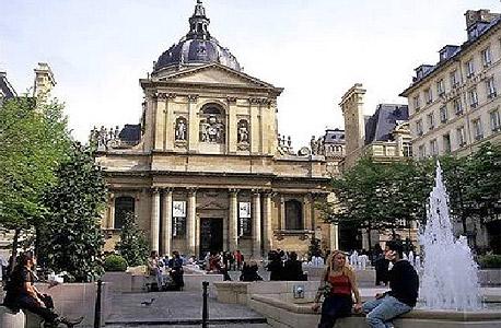 סורבון, אוניברסטיה בפריז
