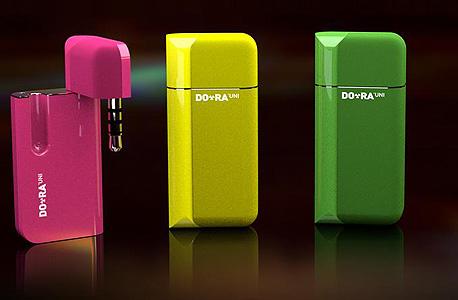 מודדי קרינה DO-RA Uni, במגוון צבעים