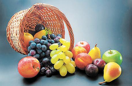 משביחים את הפירות. אילסטרציה