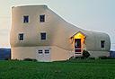 """פוטו בתים לא שגרתיים בית בצורת נעל ארה""""ב"""