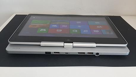 HP אולטרה-בוק לפטופ, צילום: ניצן סדן