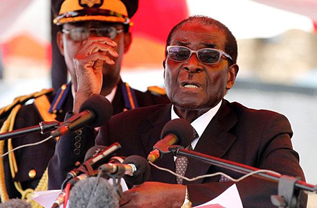 רובט מוגבה, הנשיא הנצחי והמושחת של זימבבואה