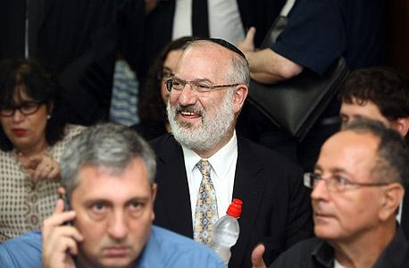 אדוארדו אלשטיין אי די בי בית משפט, צילום: אוראל כהן