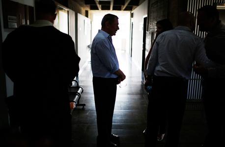 נוחי דנקנר ב בית המשפט, צילום: רויטרס