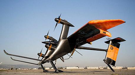 מטוס ללא טייס של גוגל