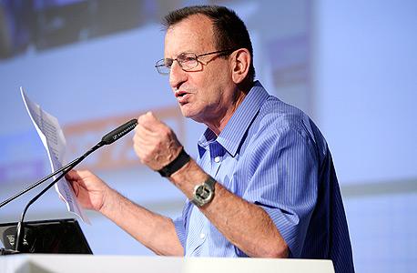 """ראש עיריית ת""""א, רון חולדאי, צילום: עמית שעל"""
