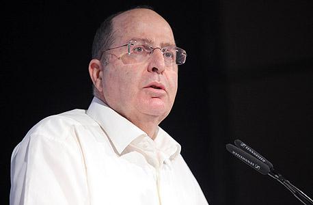 שר הביטחון יעלון. 39% משטחי המדינה נסגרו לצרכי הצבא