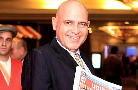 דוד פתאל, בעלי רשת מלונות פתאל, צילום: אוראל כהן