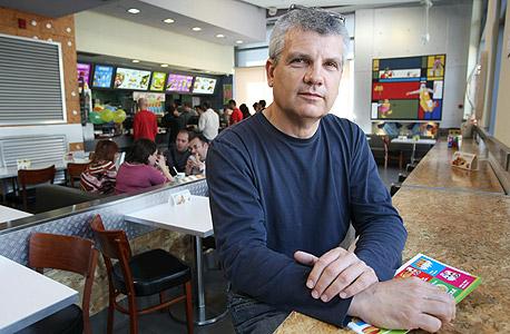 עמרי פדן בעל ה זיכיון של רשת מקדונלדס ב ישראל, צילום: גלעד קוולרציק